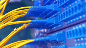 Patchkast netwerk bekabeling