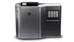 hp 3d printing printer