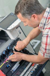 printer onderhoud Acinda