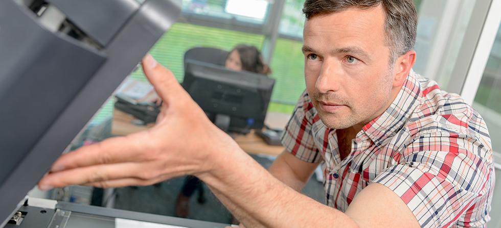 printer onderhoud printer reparaties